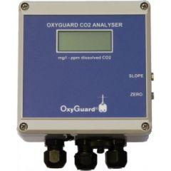 OxyGuard Co2 Stasjonær Display