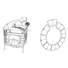 Reservedeler Skivefilter